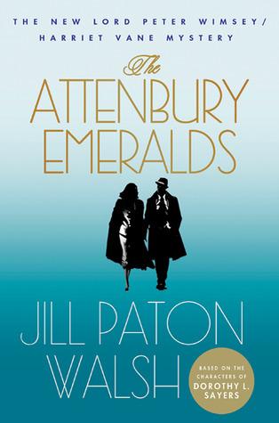 The Attenbury Emeralds by Jill Paton Walsh