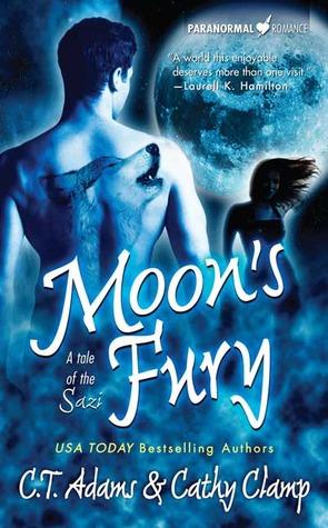Moon's Fury by C.T. Adams