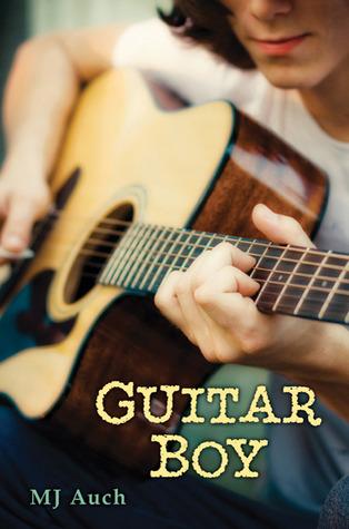 Guitar Boy by Mary Jane Auch
