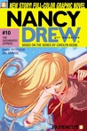 The Disoriented Express (Nancy Drew: Girl Detective Graphic Novels, #10)