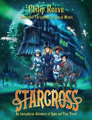 Starcross by Philip Reeve