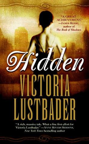 Hidden by Victoria Lustbader