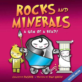 Rocks and Minerals: A Gem of a Read!