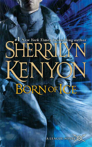 Born of Ice by Sherrilyn Kenyon
