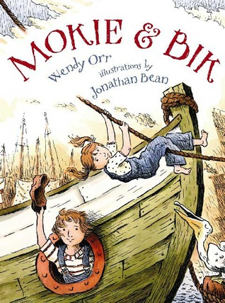 Mokie and Bik by Wendy Orr