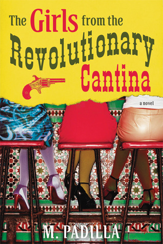 The Girls from the Revolutionary Cantina by Mike Padilla
