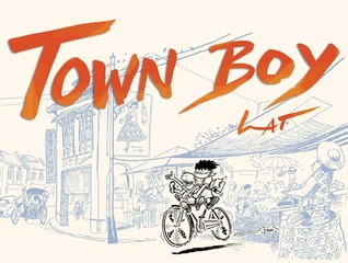 Town Boy by LAT (Mohammad Nor Khalid)