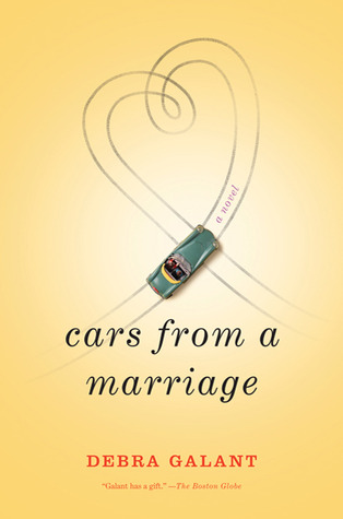 Cars from a Marriage by Debra Galant