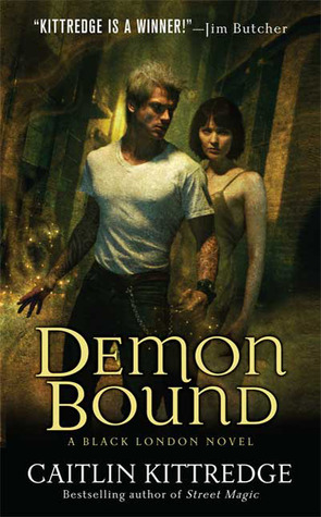 Book Review: Caitlin Kittredge's Demon Bound