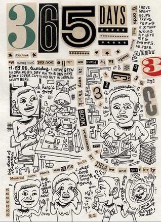 365 Days by Julie Doucet