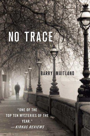 No Trace by Barry Maitland