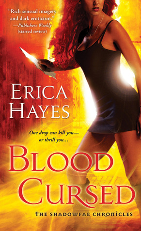 Blood Cursed by Erica Hayes