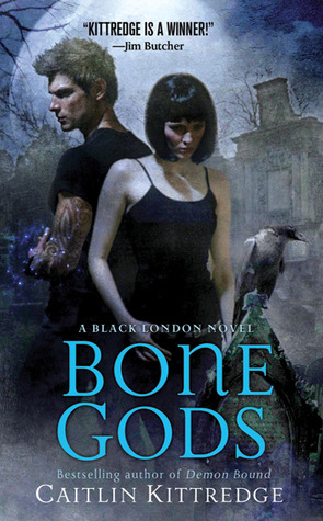 Book Review: Caitlin Kittredge's Bone Gods