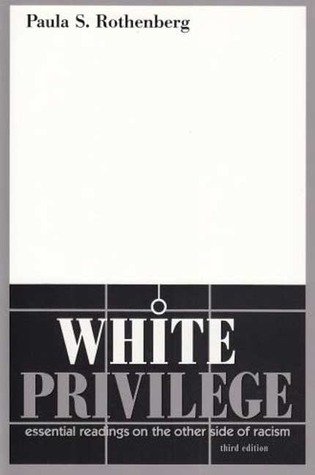 White Privilege Essential Readings On The Other Side Of Racism By  White Privilege Essential Readings On The Other Side Of Racism By Paula S  Rothenberg Custom Writing Discount Code also English Short Essays  Sample Persuasive Essay High School