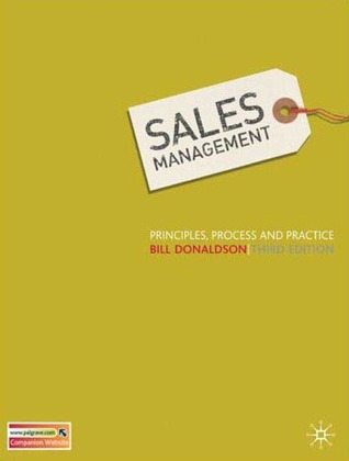 Sales Management: Theory and Practice