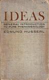 Ideas by Edmund Husserl
