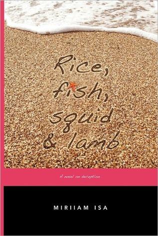 Rice, Fish, Squid and Lamb