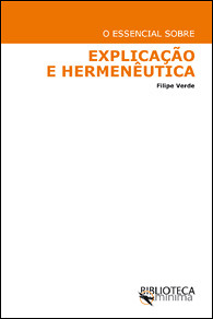 Explicação e Hermenêutica