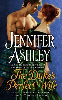 The Duke's Perfect Wife (MacKenzies & McBrides, #4)