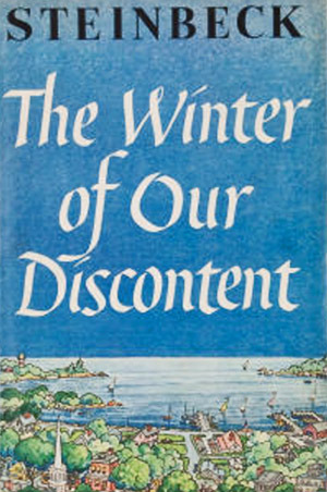 John Steinbeck The Winter Of Our Discontent Pdf