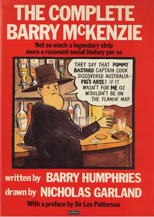 Complete Barry McKenzie