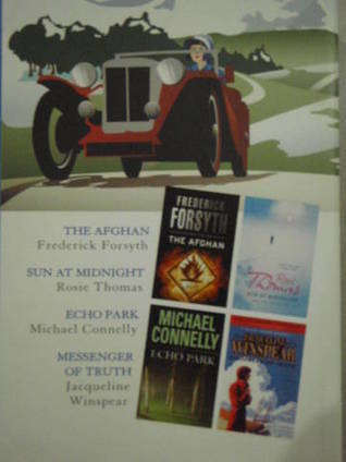 Reader's Digest Select Editions: The Afghan / Sun At Midnight / Echo Park / Messenger Of Truth