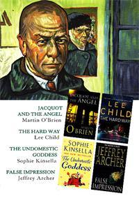Reader's Digest Select Editions: Jacquot And The Angel / The Hard Way / The Undomestic Goddess / False Impression