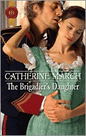Ebook The Brigadier's Daughter by Catherine March read!