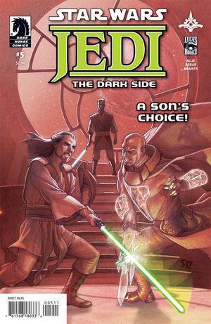 Star Wars: Jedi: The Dark Side #5