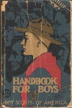 Handbook For Boys: Boy Scouts of America