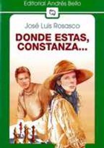 Donde estás, Constanza... by José Luis Rosasco - photo#1