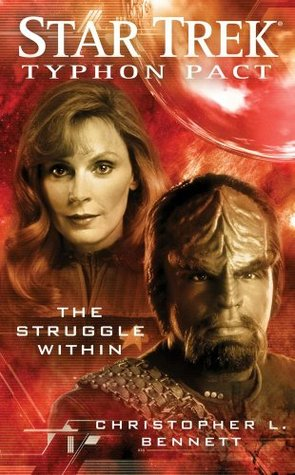 The Struggle Within (Star Trek: Typhon Pact #5)