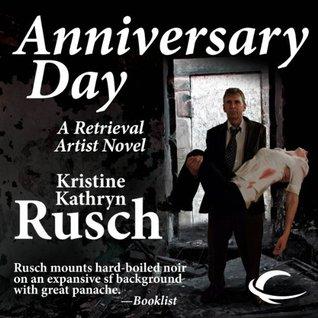 Anniversary Day (Retrieval Artist, #8)