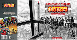 Gutters - The Absolute Ultimate Gutters Omnibus (Volume 1)
