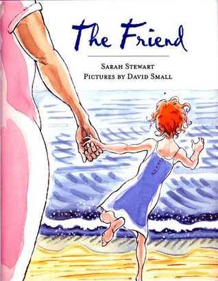 The Friend by Sarah Stewart
