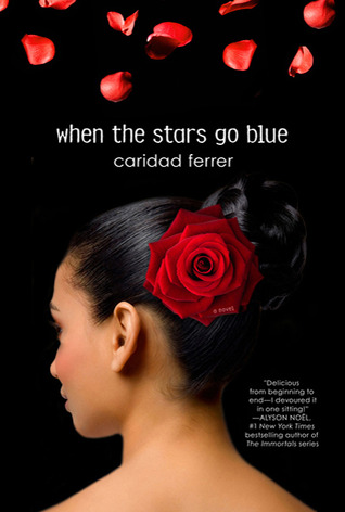 When the Stars Go Blue by Barbara Caridad Ferrer