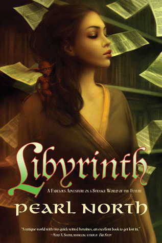 Libyrinth by Pearl North
