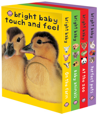 Bright Baby Touch Amp Feel Boxed Set On The Farm Baby