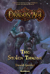 The Stolen Throne (Dragon Age, #1) cover