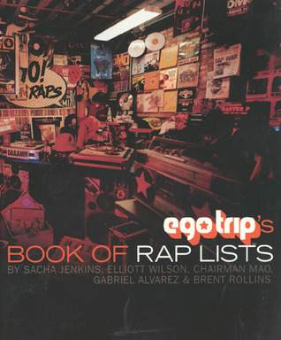Ebook Ego Trip's Book of Rap Lists by Sacha Jenkins TXT!