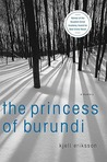 Download ebook The Princess of Burundi by Kjell Eriksson
