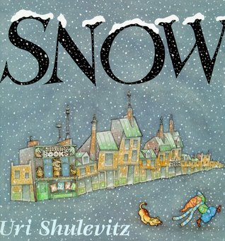 Snow by Uri Shulevitz