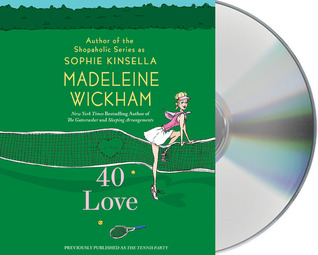Forty Love by Madeleine Wickham