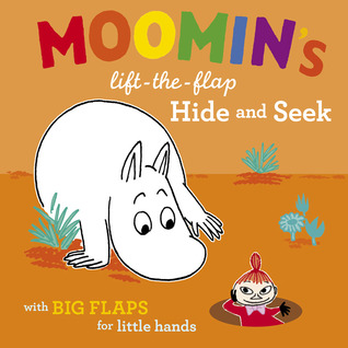 Moomin's Lift-The-Flap Hide and Seek by Tove Jansson