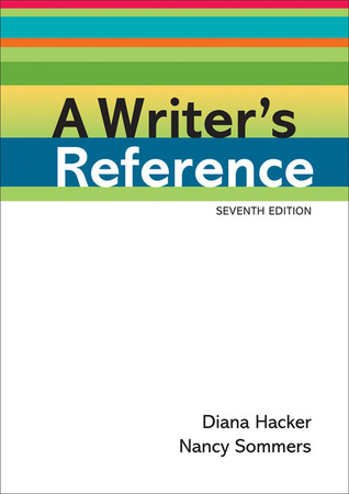 A Writer's Reference by Diana Hacker
