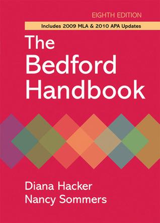 The Bedford Handbook by Diana Hacker