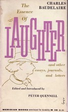 Essence of Laughter and Other Essays, Journals and Letters