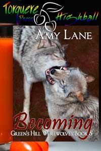 Becoming by Amy Lane