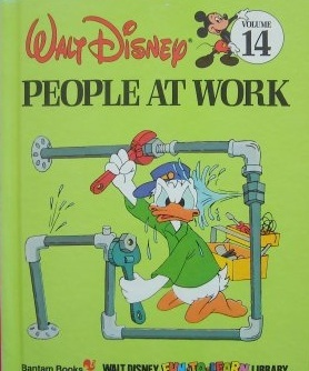 People at Work by Walt Disney Company