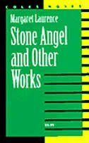 Margaret Laurence The Stone Angel And Other Works Coles Notes